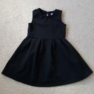 Old Navy pleated Little Black Dress
